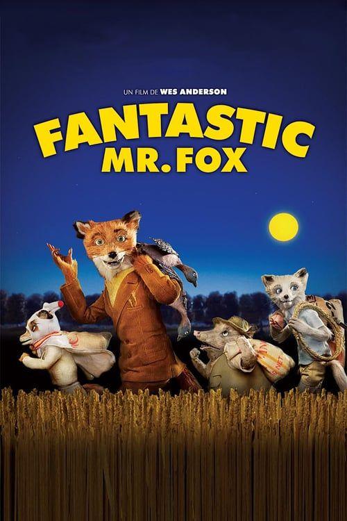 Watch Fantastic Mr. Fox (2009) Full Movie Online Free