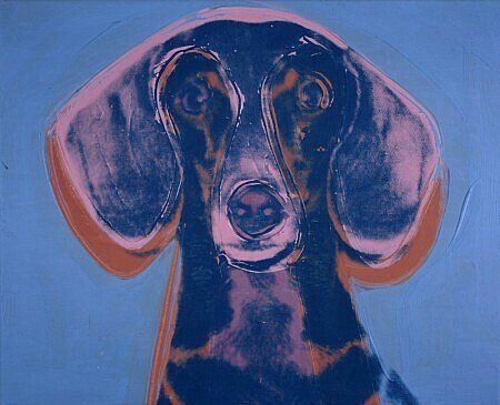Andy Warhol ( Artist ), Portrait of  Maurice,  1976