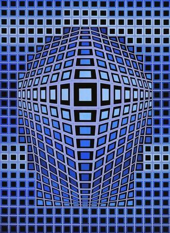 """""""Hoor-A""""  Victor Vasarely - 153 Artworks, Bio Shows on Artsy"""