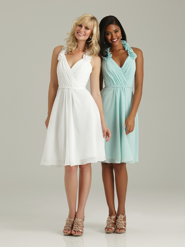 Allure Bridesmaid Dresses - Style 1309