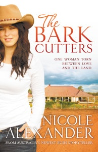 Nicole Alexander, author of The Bark Cutters, answers Ten TerrifyingQuestions