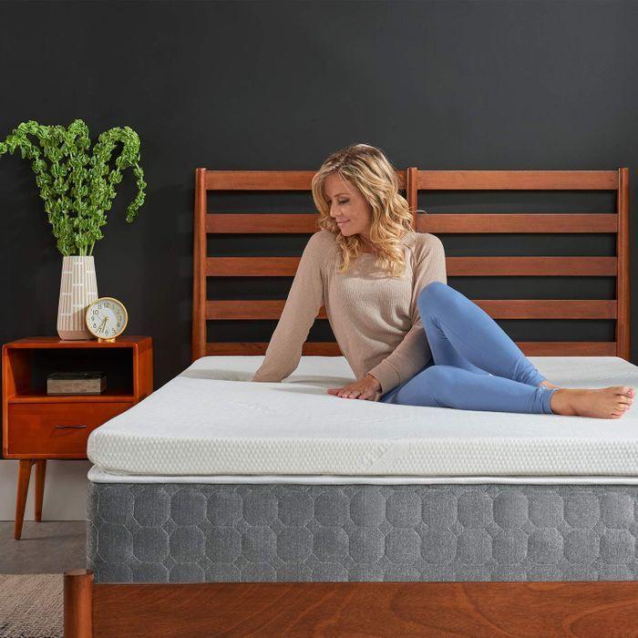 the best foam mattress toppers on