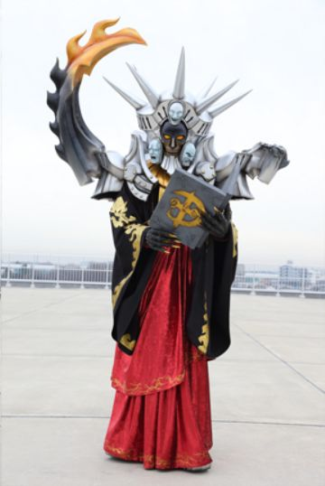 Lord Arcanon is a villain in Power Rangers Dino Super Charge and the one whom Singe truly works for. Arcanon is implied to have sent Singe to Earth to keep a close watch on the villainous activities on the planet. He is hinted to also seek the Energems, putting him into direct competition with Snide, Heckyl and Sledge for their control. However, unlike them, it is suggested he prefers, at least for a while, to play safe, sending his servants to do his work, rather than personally handling...