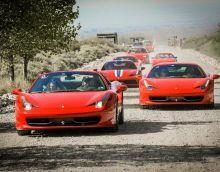 Valle de Uco Wine Road 2015, Ferrari Club Chile.