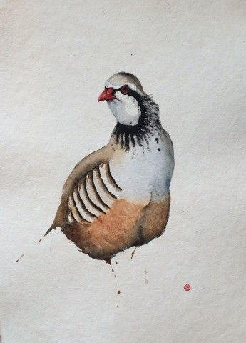 "<span class=""artist""><strong>Karl Martens</strong></span>, <span class=""title""><em>FRENCH PARTRIDGE</em></span>"