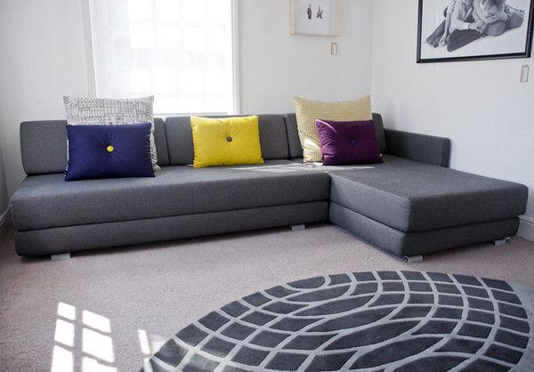 Sofa modułowa Lounge | Designzoo