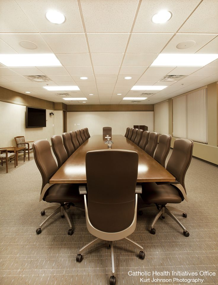 Catholic Health Initiatives Office Denver CO Aurora Executive Management Seating In