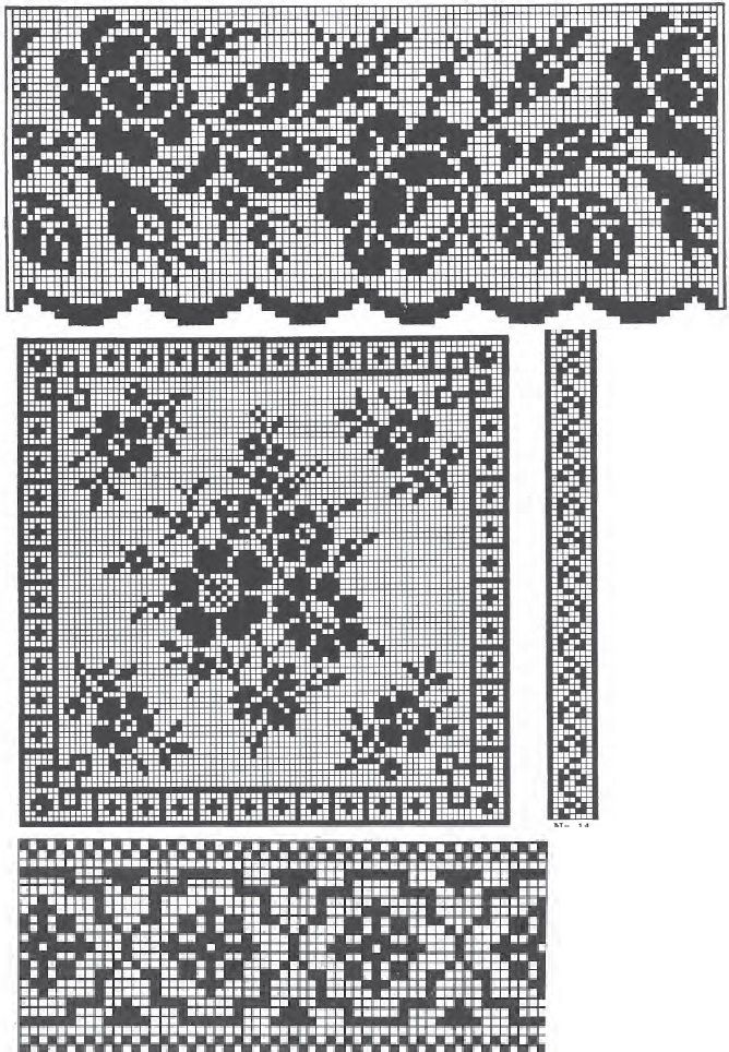 From an old pattern book