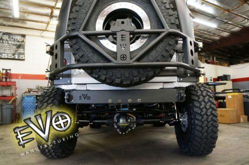 Off Road Evolution Rear Bumper Fascia | Jeep JKU Ideas ...