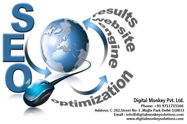 Digital Monkey Interactive is one of the best & professional SEO services providing company/agency in Delhi,NCR,Noida,Gurgaon,India