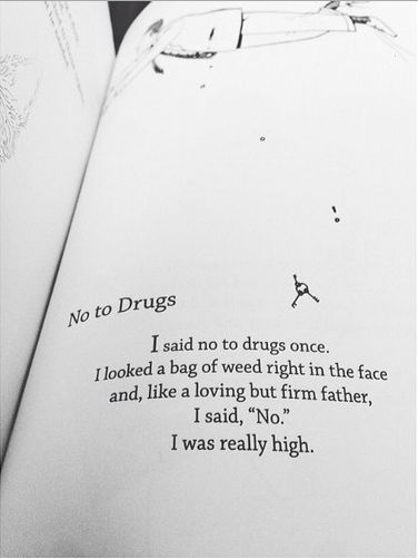 No to Drugs - Bo Burnham