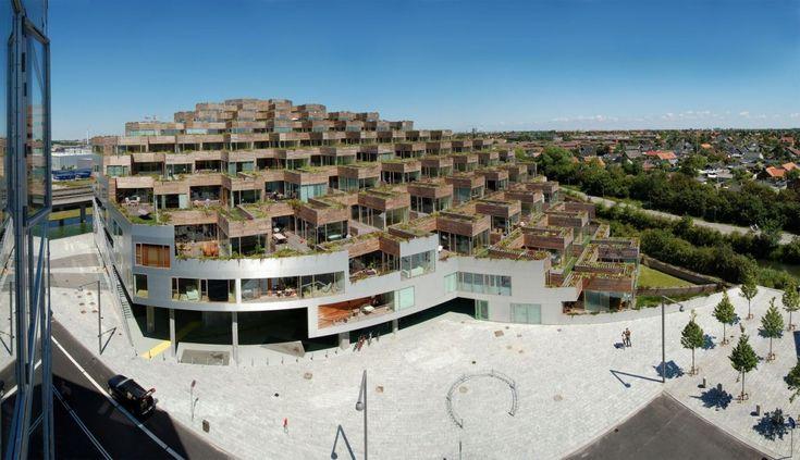 Mountain Dwellings, Copenhague