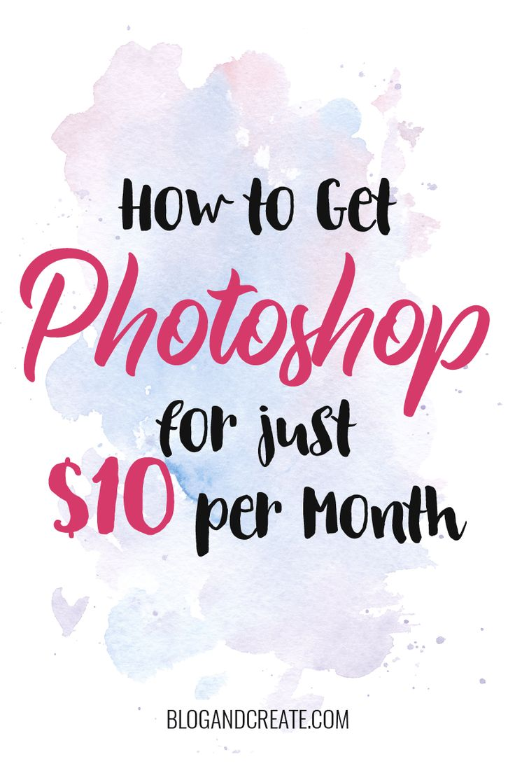 Score Photoshop and Lightroom for only $10 per month with the Creative Cloud Photography Plan. Read this more blog design tips at blogandcreate.com   graphic design programs, graphic design tools, how to get photoshop cheap   #bloggingtips #designtips #blogdesign   #affiliate via @blogandcreate