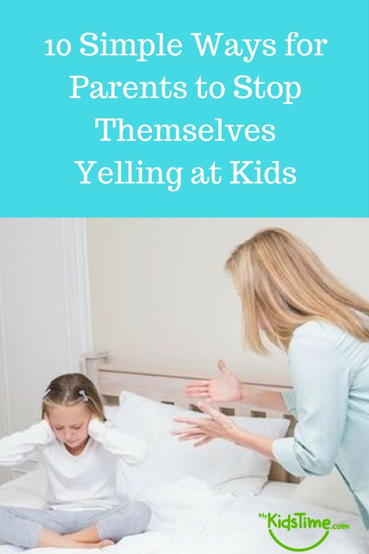 Why yelling at your child doesn't work and what does. How to create what you really want in your family