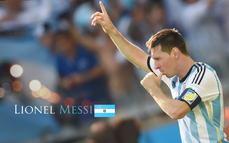 Lionel Messi In Argentina Football HD Wallpapers Pinterest