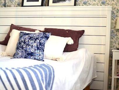 Bygga egen sänggavel - Vi visar hur du gör steg-för-steg - BYGGmax