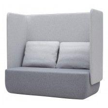 Softline Opera sohva, korkea selkänoja