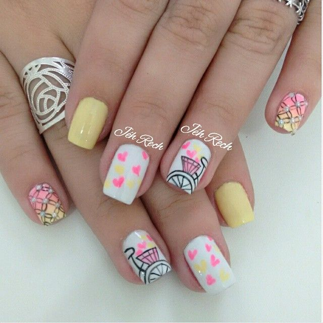 Instagram media by jehhhrech - #unhas_decoradas #unhasdebarbie…