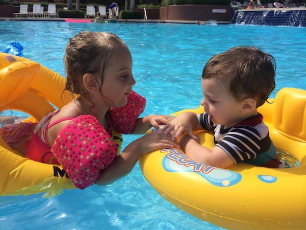 Does your child need swim ear plugs? Here's what you need to know to keep his ears healthy and ma...