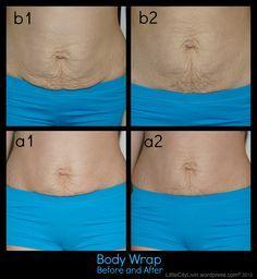 enveloppement du ventre