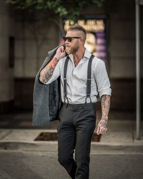 The men's trends of 2015. Lumbersexuals. The lumberjack style | Dudeman, Men's Magazine