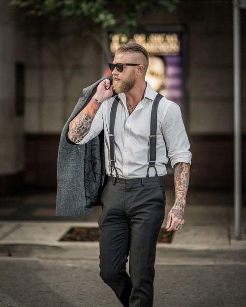 The men's trends of 2015. Lumbersexuals. The lumberjack style | Dudeman, Men's Magazine