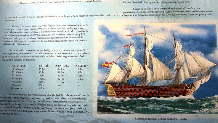 Explicación de Tipos de navíos...