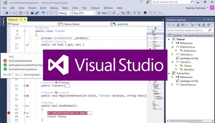 Tech giant Microsoft has announced the release of Visual Studio 2017. This release focuses on increasing the productivity and making it easier to create applications for mobile and cloud.
