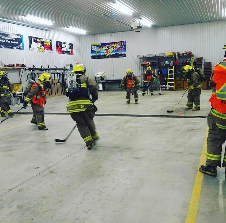 FIREFIGHTER FITNESS  #Repost @seddie201  Making consumption testing and SCBA air management training a bit more fun with some ball hockey at WGFS Ayton Station.  Want to be featured? Show us how you train hard and do work   Use #555fitness in your post. You can learn more about us and our charity by visiting WWW.555FITNESS.ORG  #fire #fitness #firefighter #firefighterfitness #firehouse #buildingastrongerbrotherhood #workout #ems #engine #truckie #firetruck #pastparallel #damstrong #charity…