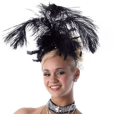 Viva Las Vegas Showgirl Jazz Tap Dance Costume Halloween Child Sizes