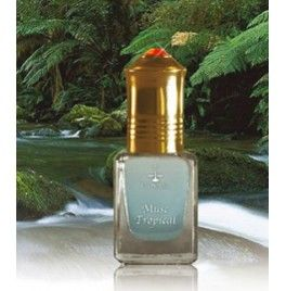 Parfum natural Musc Tropical