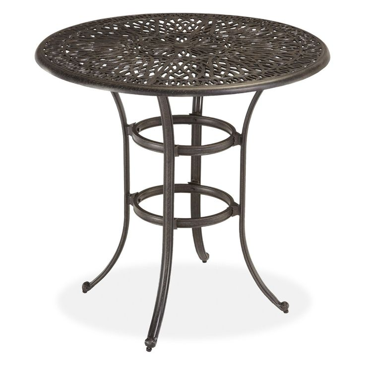 Delightful Home Styles Floral Blossom Bistro Table