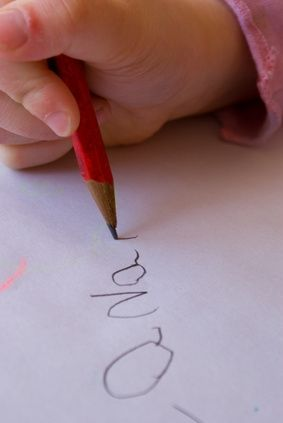 How to Help Left-Handed Children Write