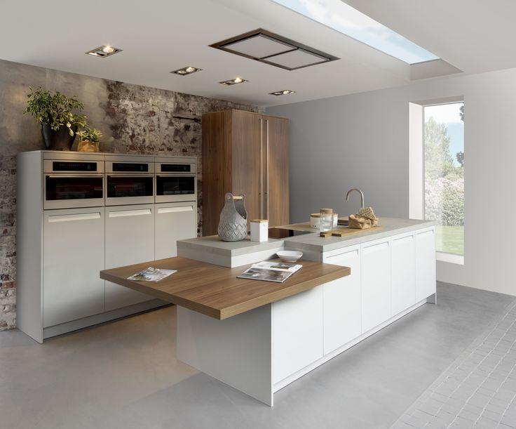 Moderne decoratie drie zones keuken excellent keuken stijlen