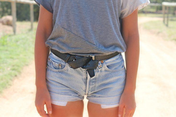 shorts, shirt