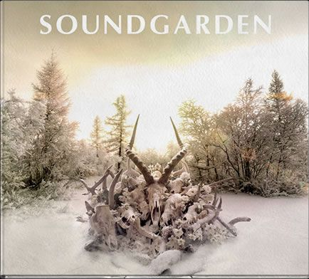 King Animal by Soundgarden The long wait for a new Soundgarden album has ended!