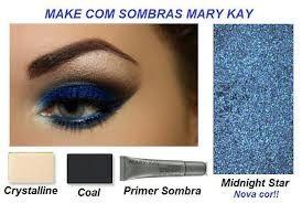 Vc quer um olho assim??? Então corra é adquira nossas lindas maquiagens.......Mary Kay!!