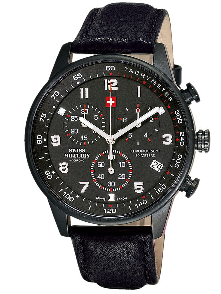 swiss military 20042bpl 1l herren quarz chronograph g nstig im uhrcenter uhren shop online. Black Bedroom Furniture Sets. Home Design Ideas