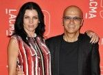 Liberty Ross engaged to Jimmy Iovine  Model Liberty Ross is engaged to music executive Jimmy Iovine, her representative has confirmed.