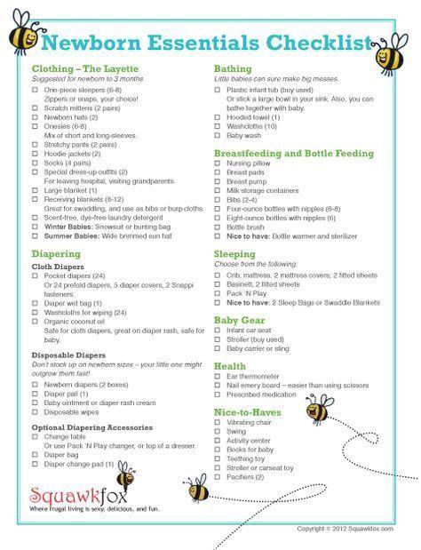 Best 25+ Baby girl essentials ideas on Pinterest Newborn - newborn checklist
