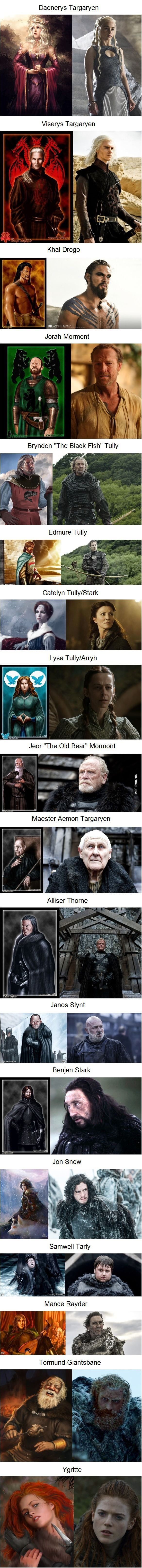 25 best ideas about jorah game of thrones on pinterest game of - Game Of Thrones Characters In The Books Vs On The Show Part 3