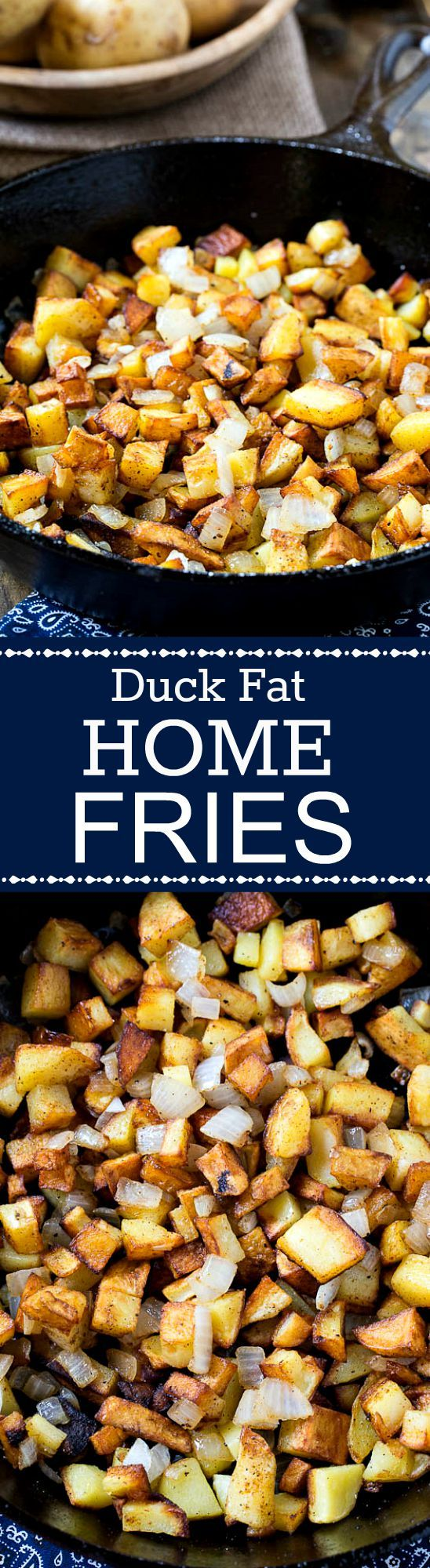 Extra Crispy Duck Fat-Fried Fingerling Potatoes Recipe ...