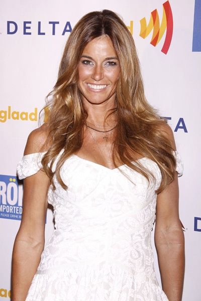 Lance Bass, Kelly Bensimon at GLAAD Manhattan Carnvial
