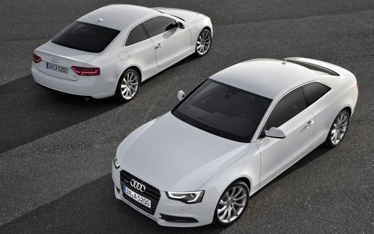 2013 Audi A5 Coupe | 2013 Audi A5 Coupe Photo #96259 - Motor Trend WOT