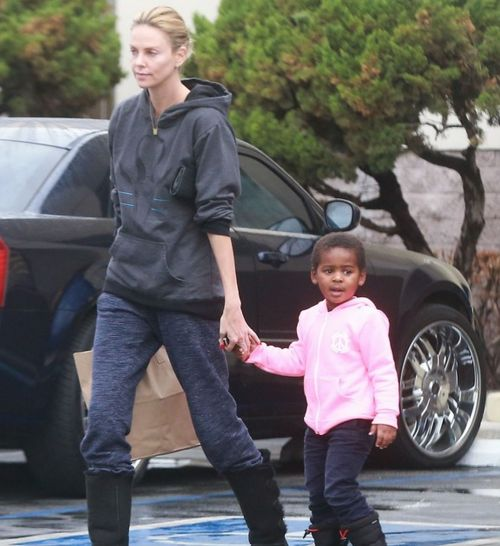 25+ best ideas about Charlize Theron Children on Pinterest ... Charlize Theron Son