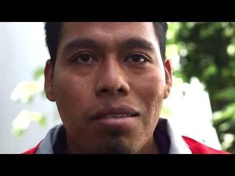 """Sobreviviente de Ayotzinapa: """"Nos decían callénse, ustedes se lo buscaron"""" - YouTube"""