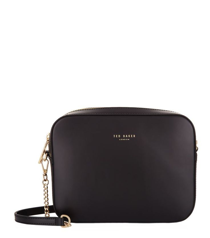TED BAKER Caseyy Camera Bag. #tedbaker #bags #shoulder bags #clutch #leather #hand bags #