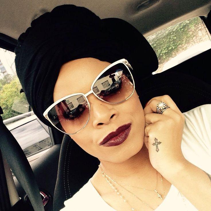 "1,410 Likes, 39 Comments - Maraisa Fidelis (@blzinterior) on Instagram: ""Ieeei! Qual a boa do fds? 👻SNAP: blzinterior #BatomMaraisaFidelis #BelezasDaMah #Turbante #AfroHair…"""