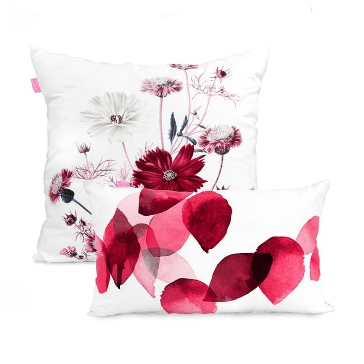 FESTIVE LEAVES cushion covers