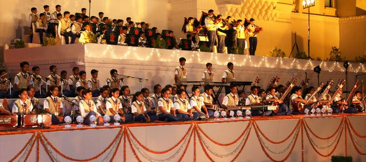 MMPS orchestra enthralling with their performance during Hindustani Classical Music Concert  More about awards - http://www.eternalmewar.in/collaboration/awards/index.aspx  #ClassicalMusic #ClassicalMusicConcert #HindustaniClassicalMusicConcert #IndianFolkMusic #IndianMusic #IndianClassicalMusic #MMFAA2016 #MMFAA #MMCF #Awards #MMPS #MaharanaMewarPublicSchool #MMPSOrchestra #EternalMewar #Mewar #Udaipur #Rajasthan #India